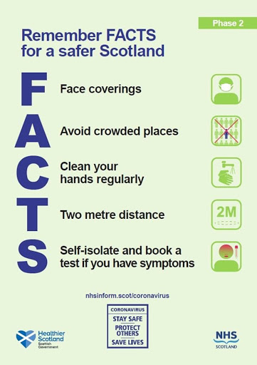 Facts for Safer Scotland