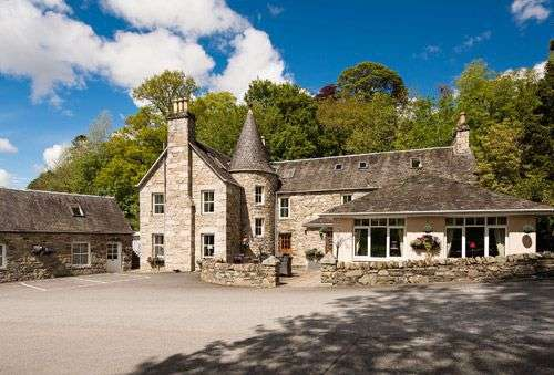 East Haugh House Hotel, Pitlochry