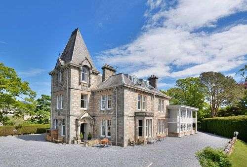 Knockendarroch Hotel Restaurant Pitlochry