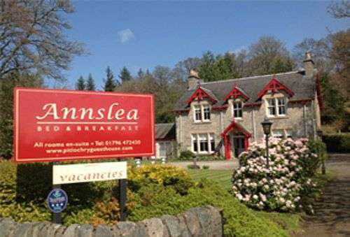 Annslea, Pitlochry