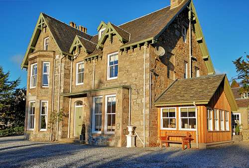 Craigroyston House and Lodge, Pitlochry