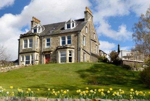 Poplars Guest House, Pitlochry