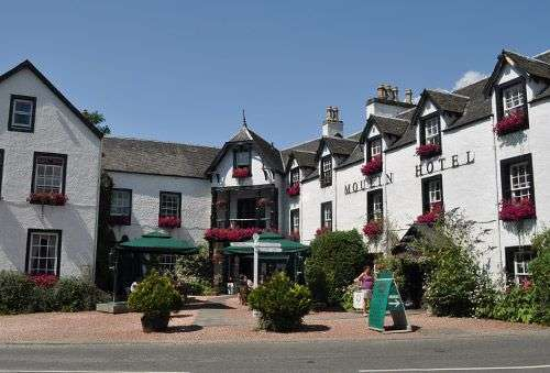 The Moulin Hotel, Pitlochry