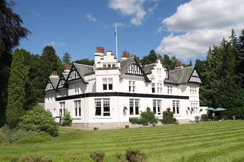 Pine Trees Hotel, Pitlochry