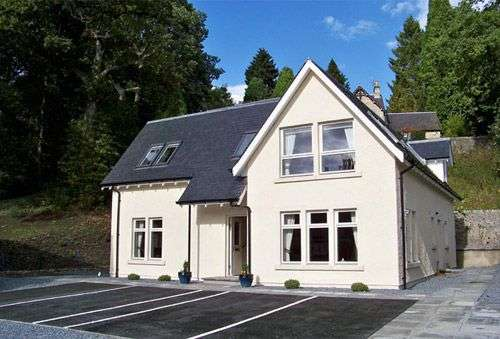 The Claymore Apartments, Pitlochry