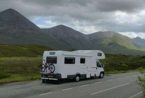 Pitlochry Motorhome Hire, Pitlochry