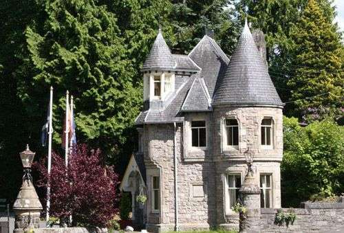 Atholl Palace Lodges, Pitlochry