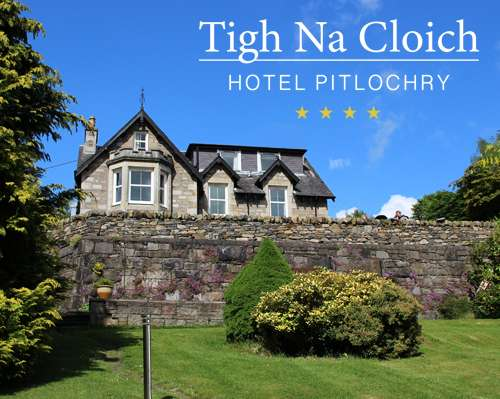 Hotels pitlochry - Welcoming modern house with panoramic view serving flawless relaxation ...