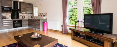 Self-catering, Pitlochry